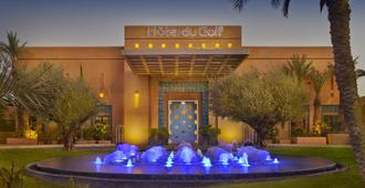Hotel Du Golf Rotana - Marrakesh - Building