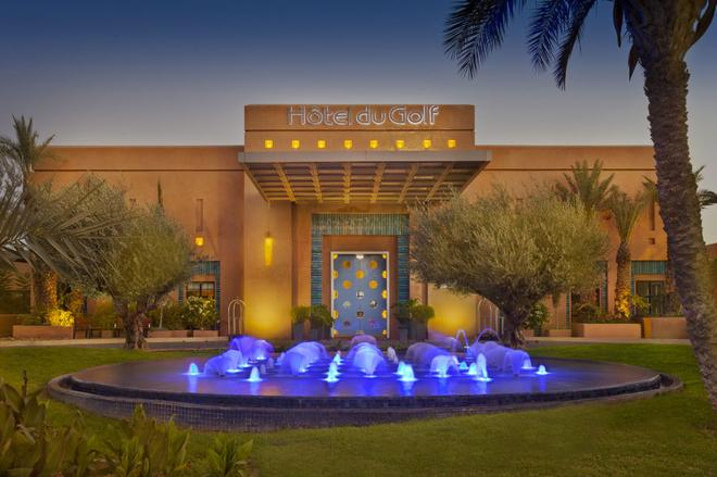 Hotel Du Golf - Marrakech - Rakennus