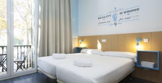 Ramblas by Pillow - ברצלונה - חדר שינה