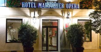 盧浮宮瑪索里耶歌劇酒店 - 巴黎 - 巴黎 - 建築