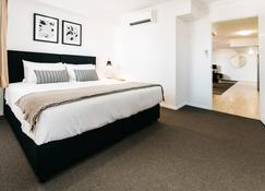 Gabba Central Apartments - Brisbane - Slaapkamer
