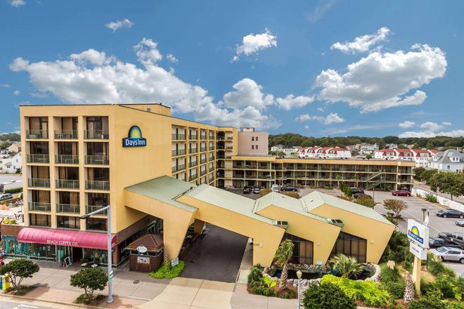 比奇維吉尼亞海灘戴斯酒店 - 維吉尼亞海灘 - 維吉尼亞海灘 - 建築