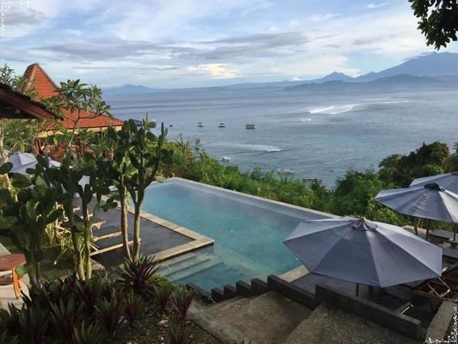 Lembongan Cliff Villas - Nusa Penida - Uima-allas