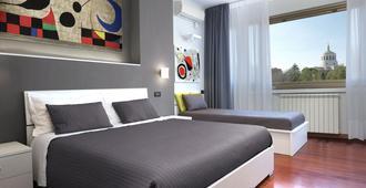 J24 B&B - Rome - Bedroom