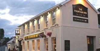 The Fountain Inn - Swansea - Building