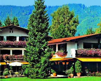 Landhaus Bergspatz - Rottach Egern - Budova