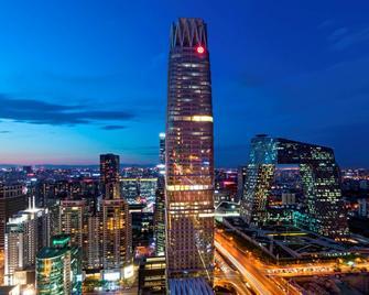 JEN Beijing by Shangri-La - Beijing - Outdoor view