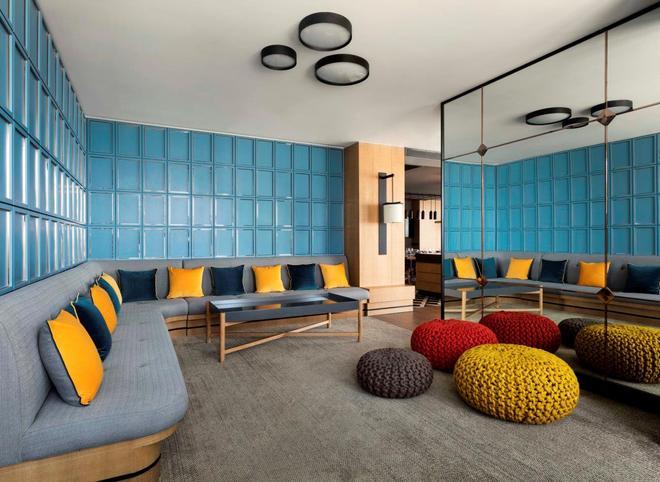 Hotel Jen Beijing by Shangri-La - Beijing - Living room