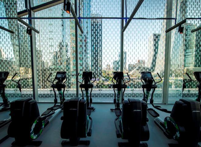 Hotel Jen Beijing by Shangri-La - Beijing - Gym