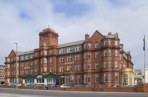 Savoy Blackpool Hotel - Blackpool - Building