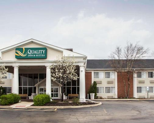 Quality Inn & Suites - Saint Charles - Building