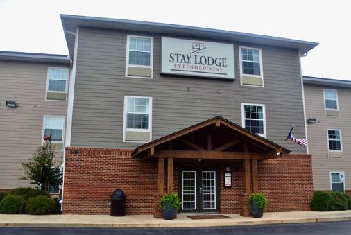 Stay Plus Extended Stay Suites - Auburn - Building