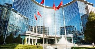 Grand Hyatt Beijing - Beijing - Building