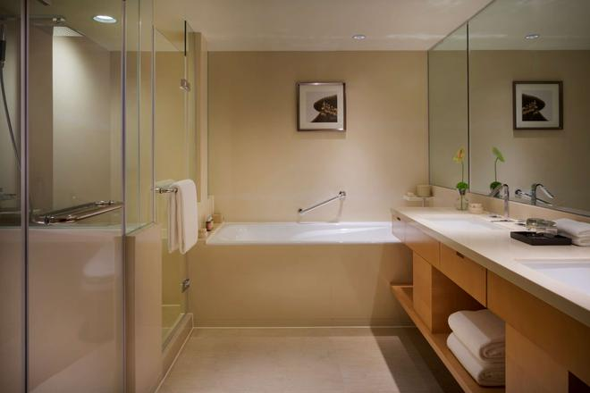 Grand Hyatt Beijing - Beijing - Bathroom