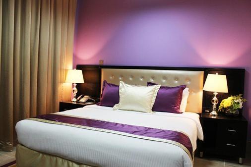 Al Diar Sawa Hotel Apartments - Abu Dhabi - Makuuhuone