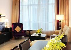 Al Diar Sawa Hotel Apartments - Abu Dhabi - Dining room