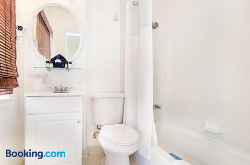 Palm Beach Historic Inn - Palm Beach - Bathroom