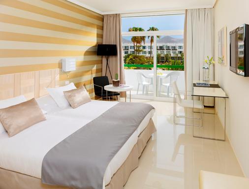 H10 蘭索羅特島公主酒店 - 雅伊薩 - 普拉亞布蘭卡 - 臥室