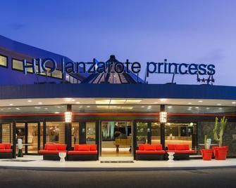 H10 Lanzarote Princess - Playa Blanca - Building