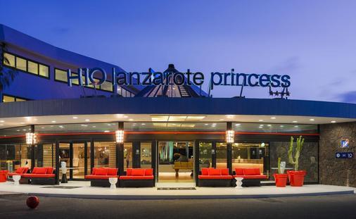 H10 蘭索羅特島公主酒店 - 雅伊薩 - 普拉亞布蘭卡 - 建築