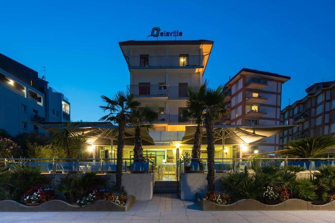 德拉維爾海濱飯店 - 迪耶索洛 - 建築