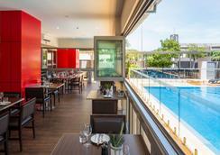 H On Smith Hotel - Darwin - Εστιατόριο