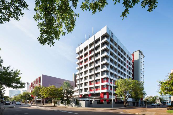H On Smith Hotel - Darwin - Rakennus