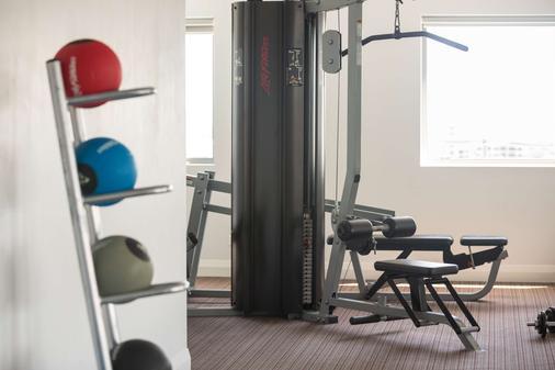H On Smith Hotel - Darwin - Γυμναστήριο