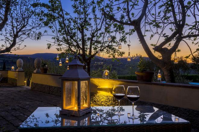 Agriturismo Il Segreto DI Pietrafitta - San Gimignano - Cảnh ngoài trời
