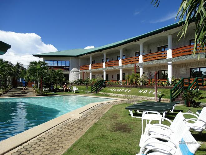 Harmony Hotel - Thành phố Panglao - Bể bơi