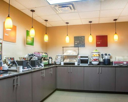 Comfort Inn & Suites - Sturbridge - Buffet