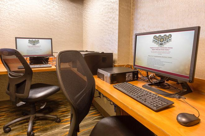 Drury Inn & Suites Austin North - Austin - Business centre
