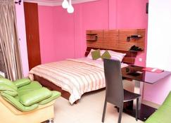 Encore Lagos Hotels & Suites - Lagos - Bedroom