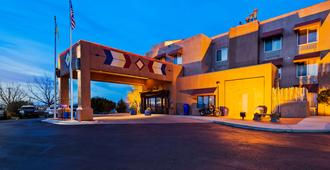 Inn at Santa Fe, SureStay Collection by Best Western - Santa Fe - Building
