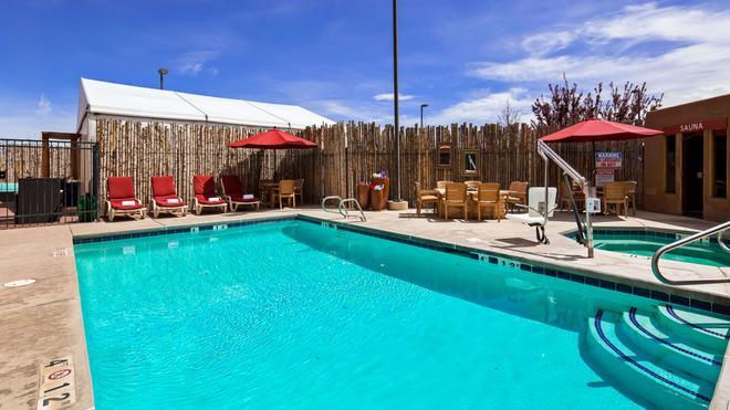 Inn at Santa Fe, SureStay Collection by Best Western - Santa Fe - Uima-allas