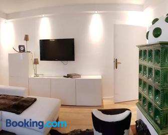 Jagd trifft Moderne, mit Sauna - Annaberg im Lammertal - Living room