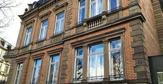 أدونيس هوتل ستارسبورج - ستراسبورغ - مبنى