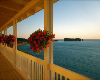 Hotel La Cote Surprise - Perce - Μπαλκόνι