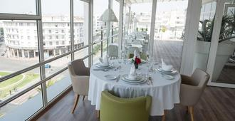 Onomo Hotel Rabat Terminus - Rabat - Restaurante