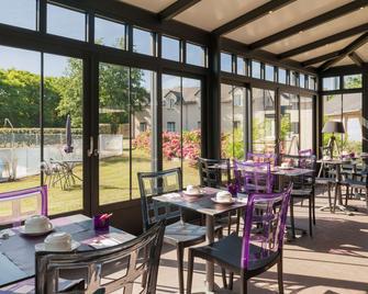 The Originals City, Hôtel La Saulaie, Saumur Ouest (Inter-Hotel) - Doué-en-Anjou - Restaurant
