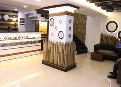 Hotel Shalimar Deluxe - Bhopal - Rezeption