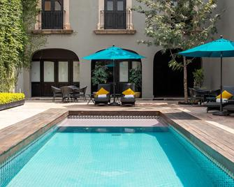 Mesón de Santa Rosa Luxury Hotel - Куеретаро - Pool