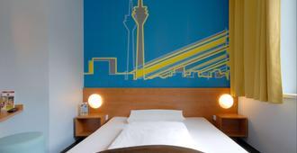 B&B Hotel Düsseldorf - Hbf - Düsseldorf - Sovrum