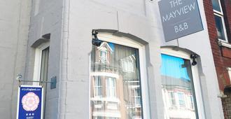 Mayview Guest House - Southampton - Rakennus