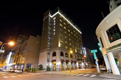 Fushin Hotel Taichung - Taichung - Rakennus