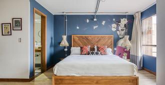 Selina Chapinero Bogota - Bogotá - Bedroom