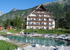 Hotel Mangart - Bovec - Edifici