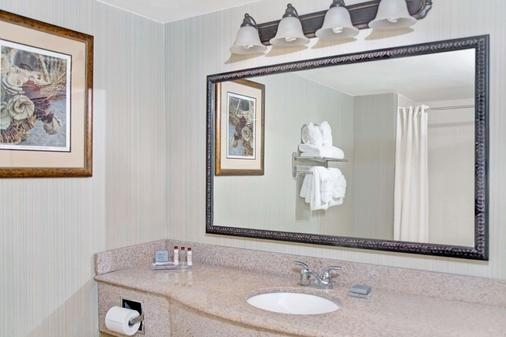 Wingate by Wyndham Charleston University Boulevard - North Charleston - Bathroom