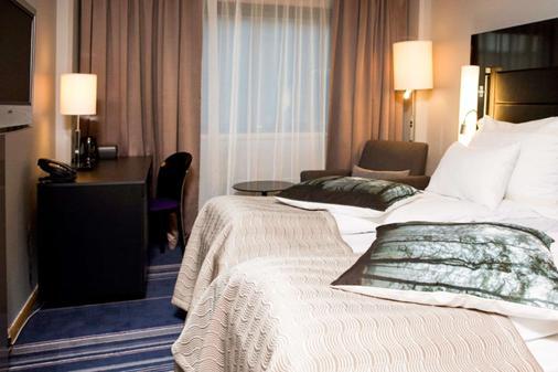 Clarion Hotel Stavanger - Stavanger - Makuuhuone