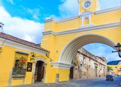 聖卡塔利娜修道院酒店 - 安地瓜古城 - 危地馬拉安地瓜 - 建築